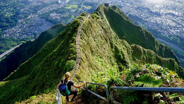 Hawaii's 'Stairway to Heaven' Slated to Be Removed