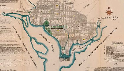 'Block by Block' Tracks the Hidden Histories Behind the Street Names of Washington, DC